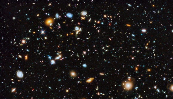 Les galaxies de l'univers